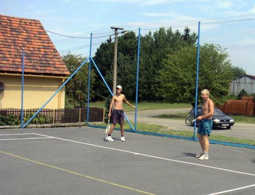 2003 - Tenis čtryřhra mužů 26.7.