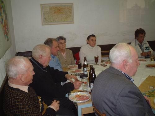 2005 - Setkání němčických seniorů