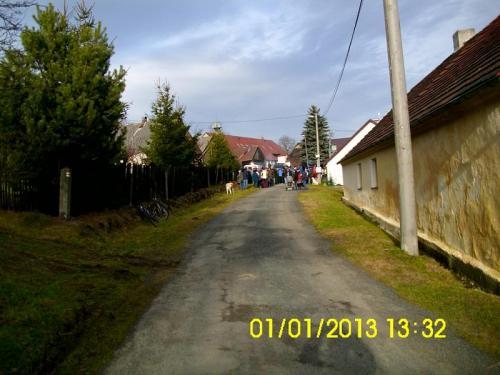 2013 - 10. Novoroční setkání na Úlíkově