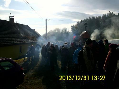 2014 - 11. Novoroční setkání na Úlíkově