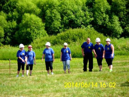 2014 - hasičské závody - 14. června - Mezholezy