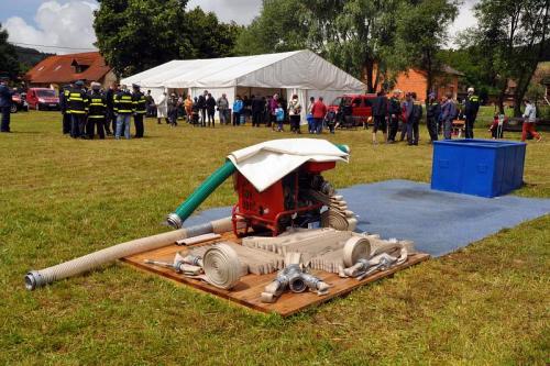 2015 - červen - SDH Němčice - soutěž Úboč