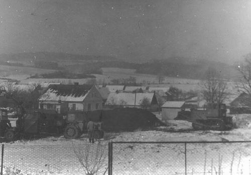 Historie - obrázky z obce