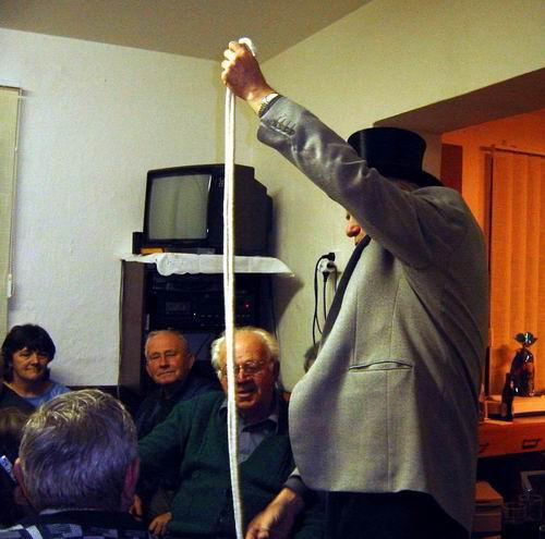 2002 - Posezení s důchodci