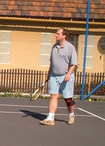 2002 - Tenisový turnaj dvojic 30.3.