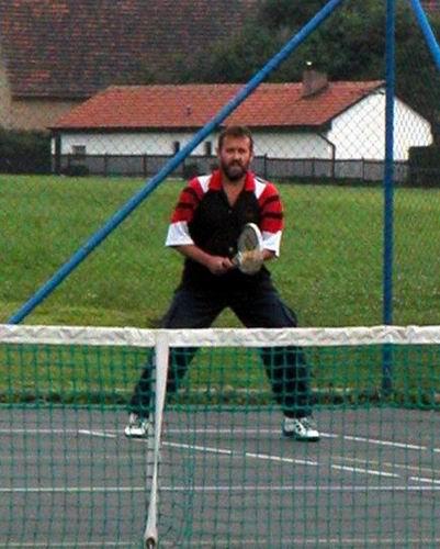2002 - Tenisový turnaj dvojic 27.7.